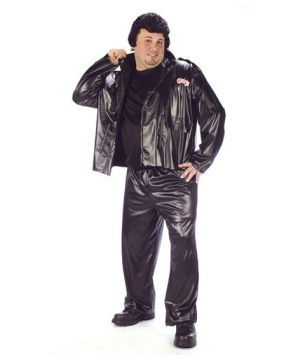 Grease Danny plus size Costume