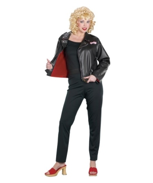 Grease Sandys Jacket Women Costume