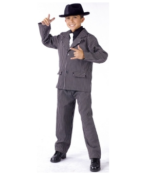 Great Gangster Boy Costume
