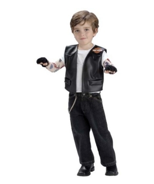 Harley Davidson Baby Costume