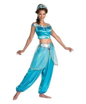 Jasmine Disney Women Costume