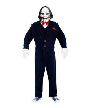 Jigsaw Puppet Mens Costume