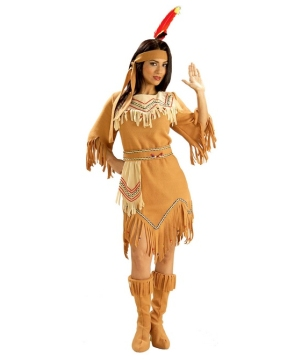 Lily Womens Indian Costume