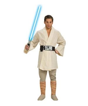 Star Wars Luke Skywalker Men Costume deluxe