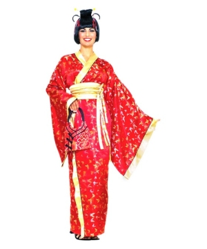 Madame Butterfly Womens Costume