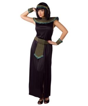 Midnight Cleopatra Women Halloween Costume