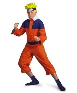 Naruto Ninja Clan Boys Costume