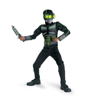 Operation Stealth Commando Boys Costume