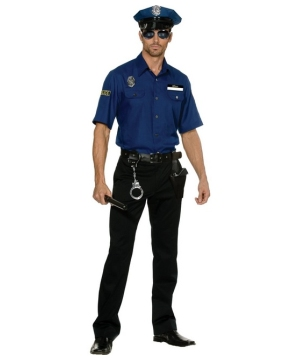 Policeman Youre Busted Costume
