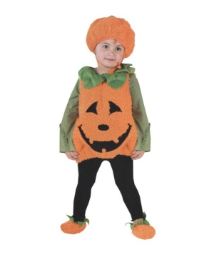 Pumpkin Cutie Pie Baby Costume