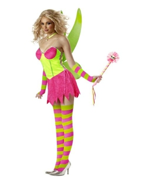 Rebel Toons Tinkerbell Women Costume