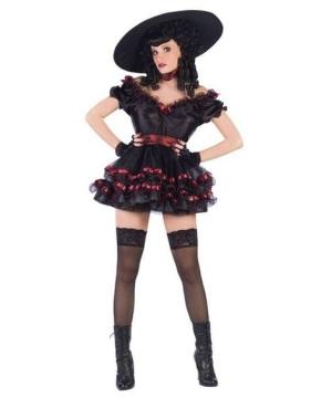 Scarlet Ohorror Women Costume