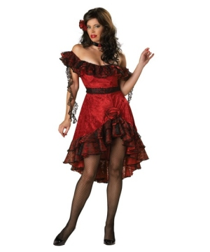 Spanish Senorita Women Costume