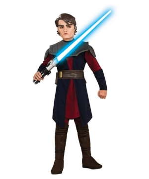 Anakin Skywalker Star Wars Boys Costume deluxe