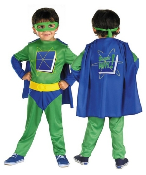 Super Why Costume Boys Costume