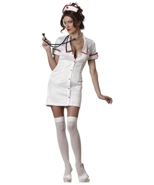 Temperature Rising Women Costume