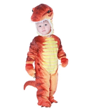 Trex Toddler Costume