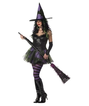 Wicked Witch West Women Costume