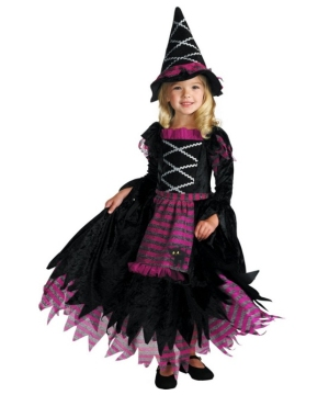 Witch Toddler Girl Costume