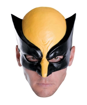 Wolverine Vinyl Men Mask