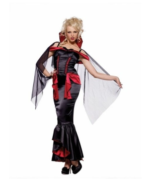 Sexy Vampire Queen Women Costume