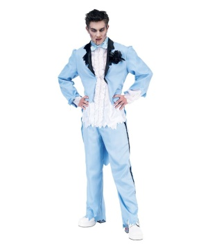 Zombie Prom King Mens Costume