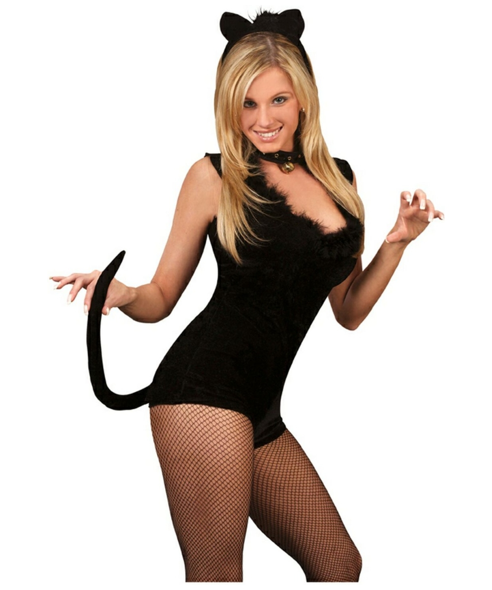 instant cat costume adult halloween costumes - Cat Outfit For Halloween