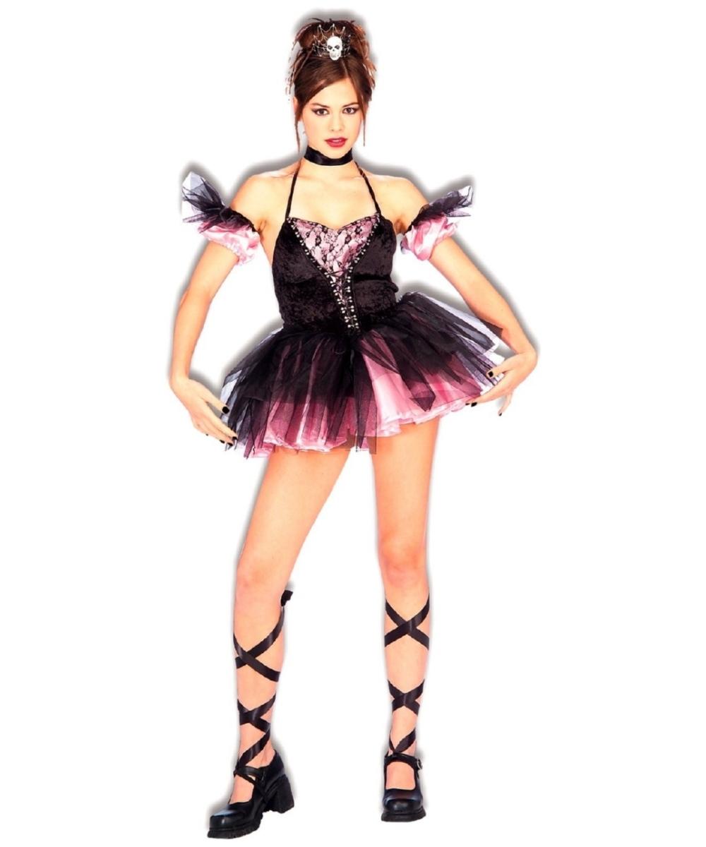 dark ballerina costume ballerina halloween costumes - Ballet Halloween Costume