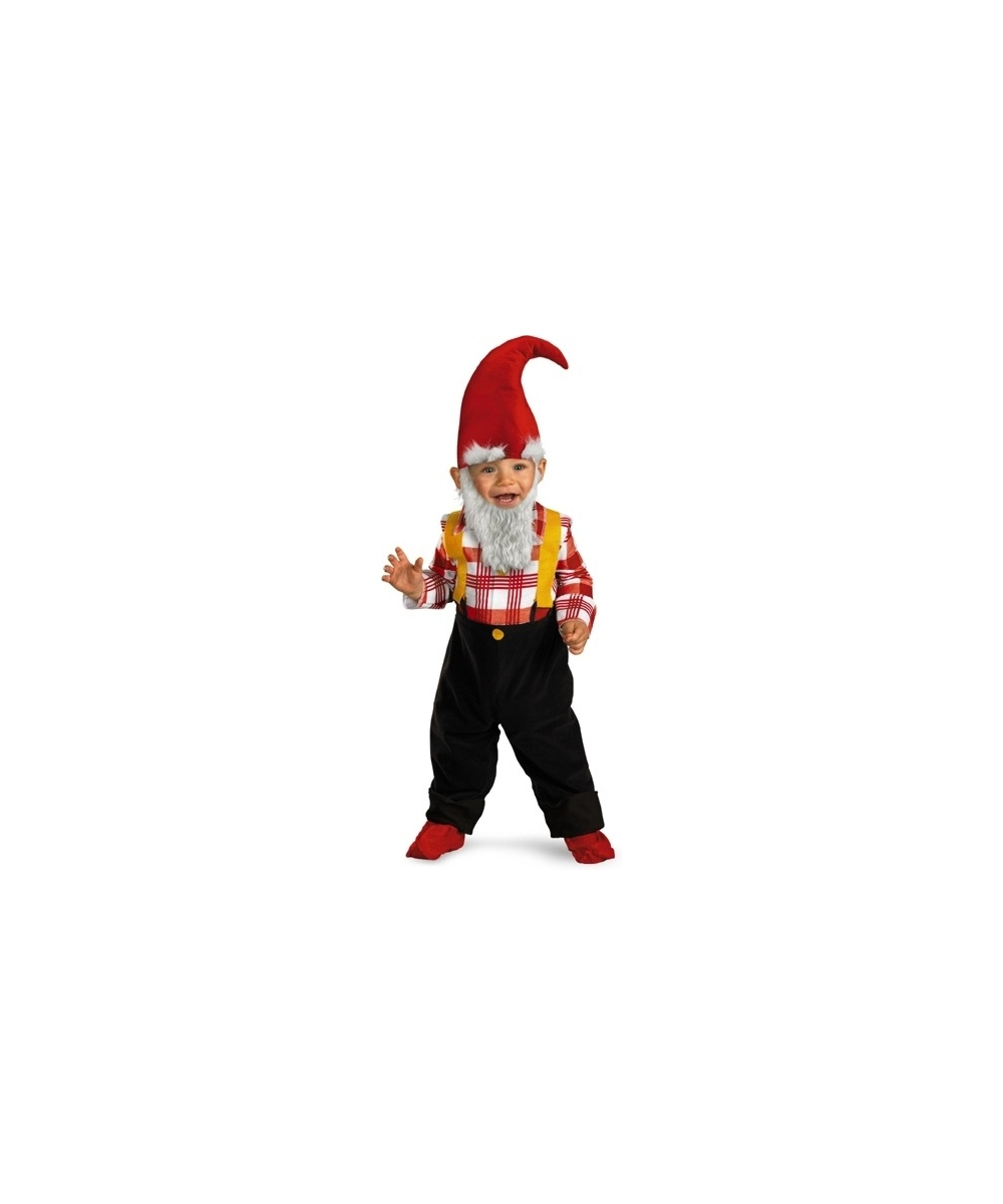 Garden Gnome Halloween Costume Boys Costume