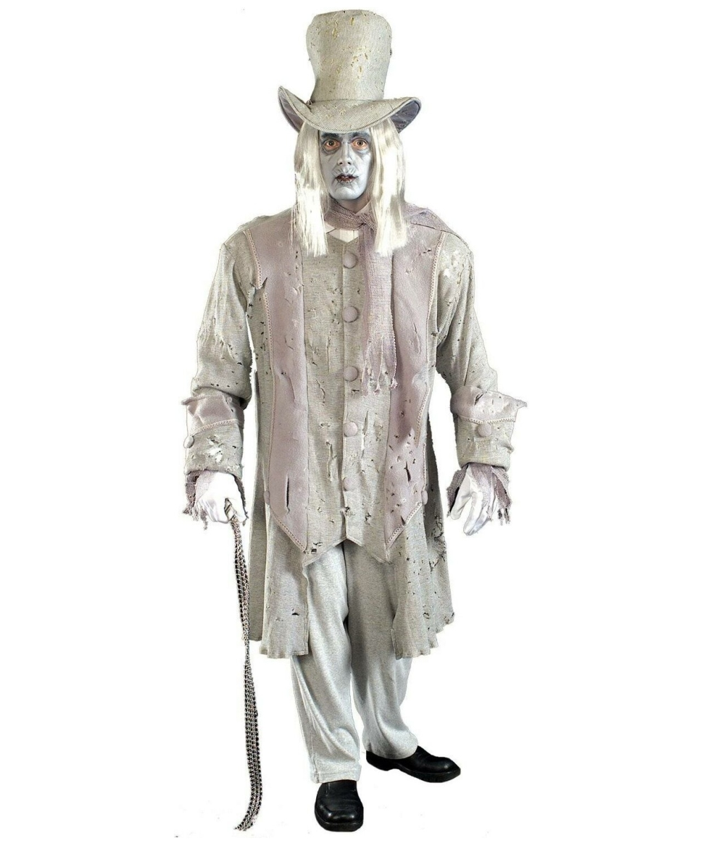 ghostly gentleman adult costume adult halloween costumes - Halloween Costumes Victorian
