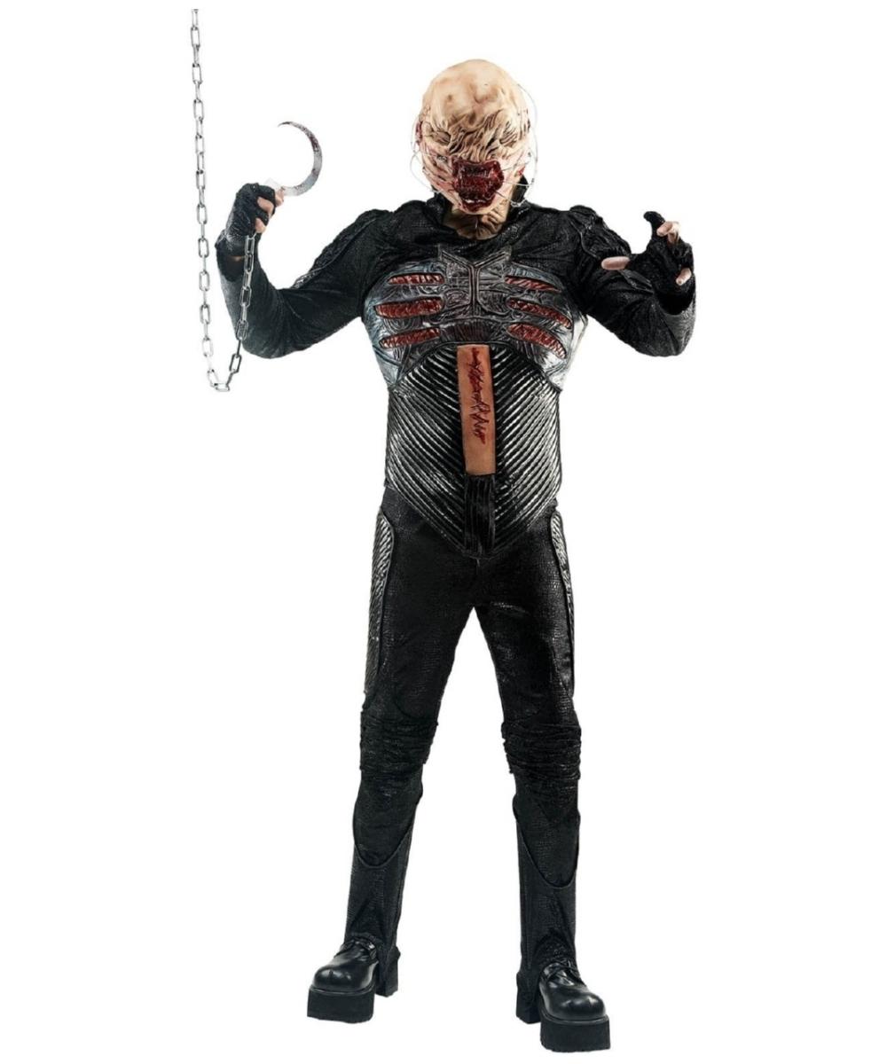 adult hell raiser chatterer teen scary halloween costume men costumes