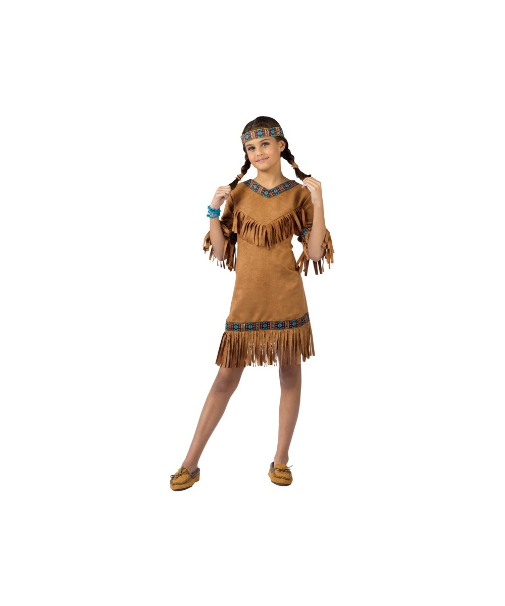 Indian Costumes - Authentic Native American Costume