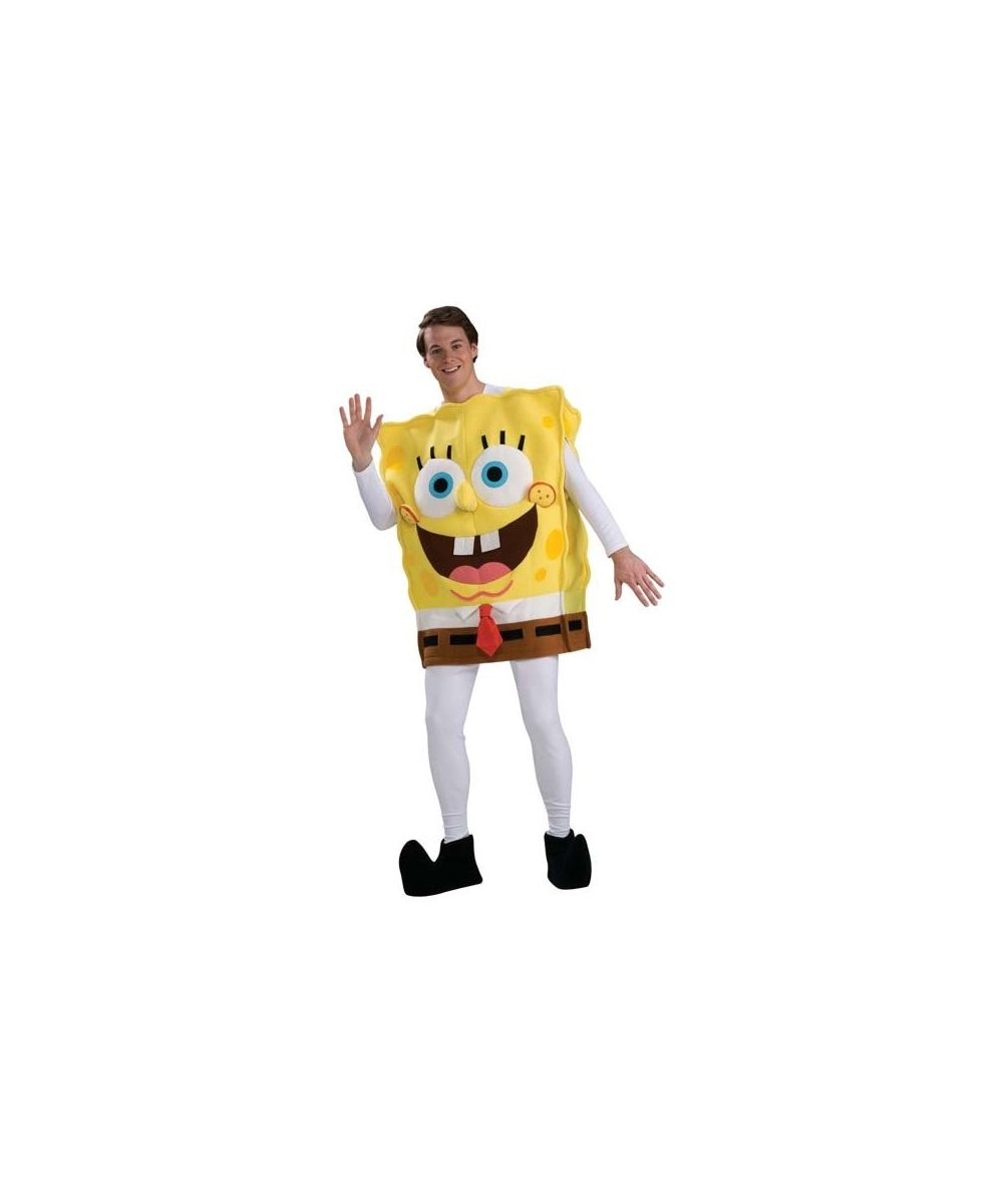 adult spongebob nickelodeon costume men costumes
