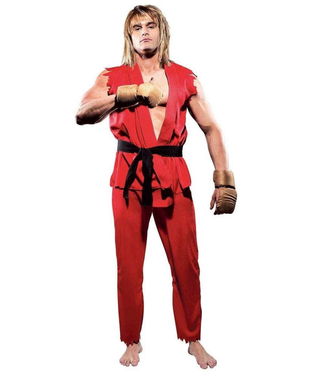 Street Fighter Halloween Costumes halloween costume ideas page 2 sonic youth gossip Street Fighter Ken Costume Fire Fighter Halloween Costumes
