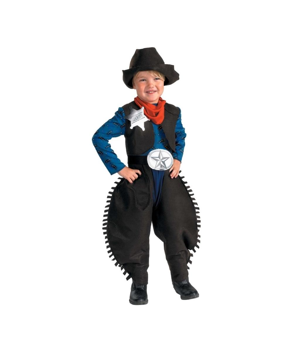 Toddler Boy Cowboy Costume Kids Cowboy Costume Boys