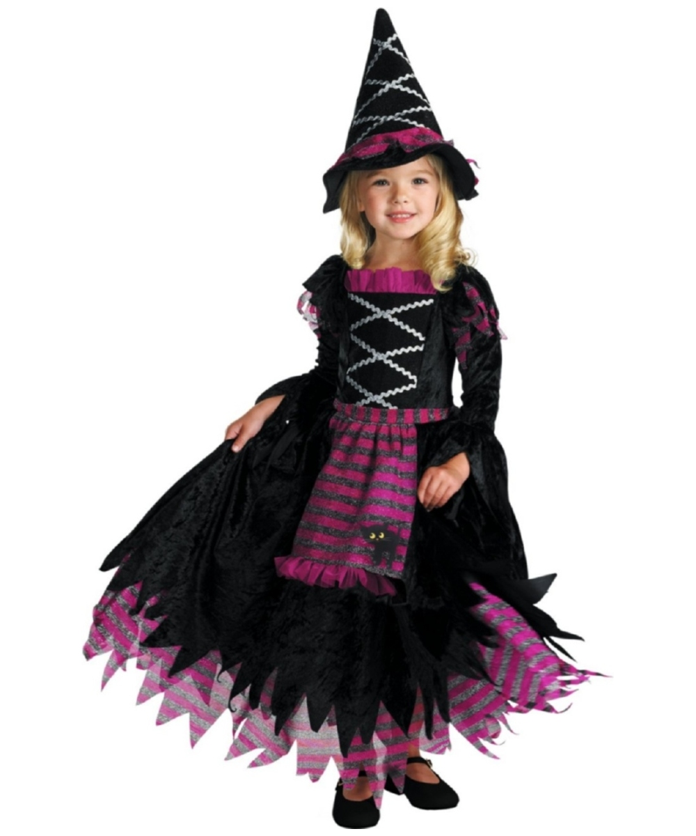 witch fairy tale kids halloween costume witch costumes