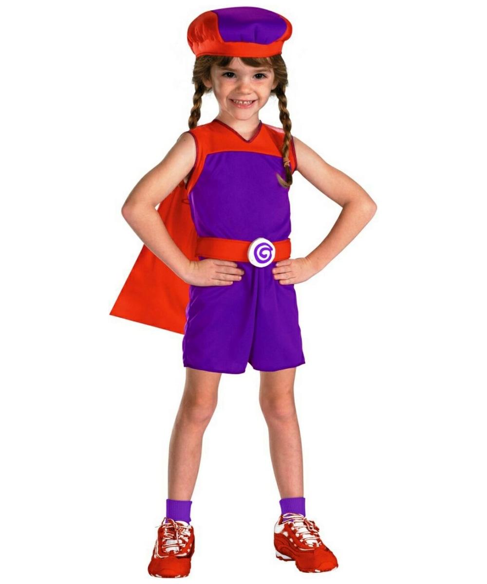 Wonder Red Costume Kids Halloween Costumes
