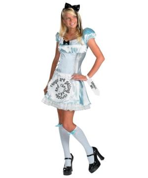 Alice in Wonderland Movie Costume