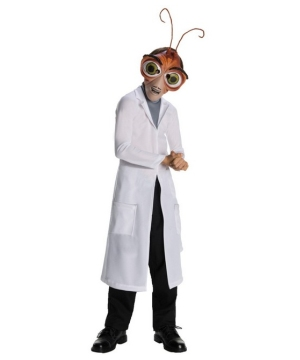 Aliens Dr Cockroach Kids Costume