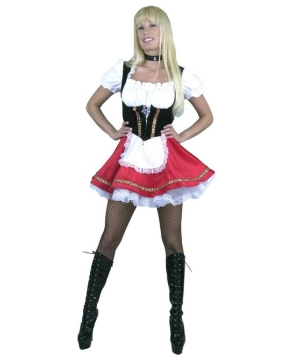 Alps Sweetheart Women Costume