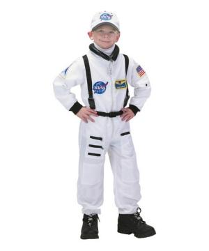 Boys Nasa Space Astronaut Costume