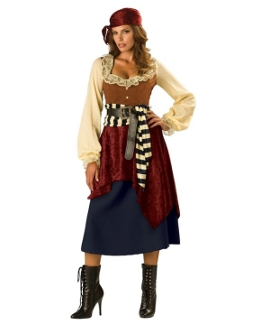 Buccaneer Beauty Women Pirate Costume