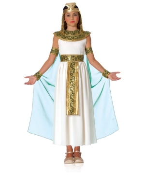 Cleopatra Girls Costume