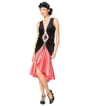 Coral Ritz Costume