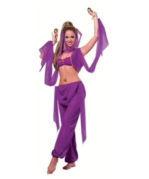 Desert Princess Womens Costume