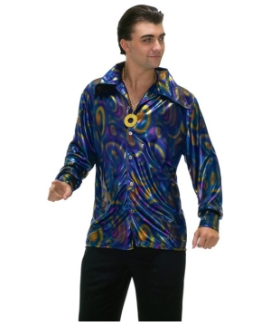 Dynomite Dude Disco Shirt