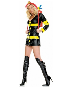 Fire Womens Costume
