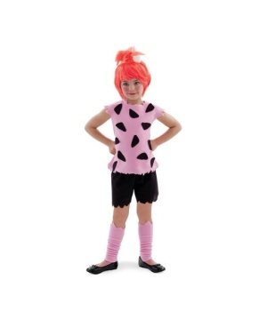 pebbles flintstone girls costume