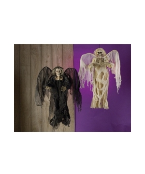 Hanging Angel of Death Prop - Halloween Decoration