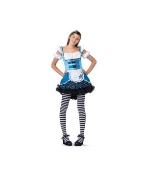 Magic Mushroom Alice Costume